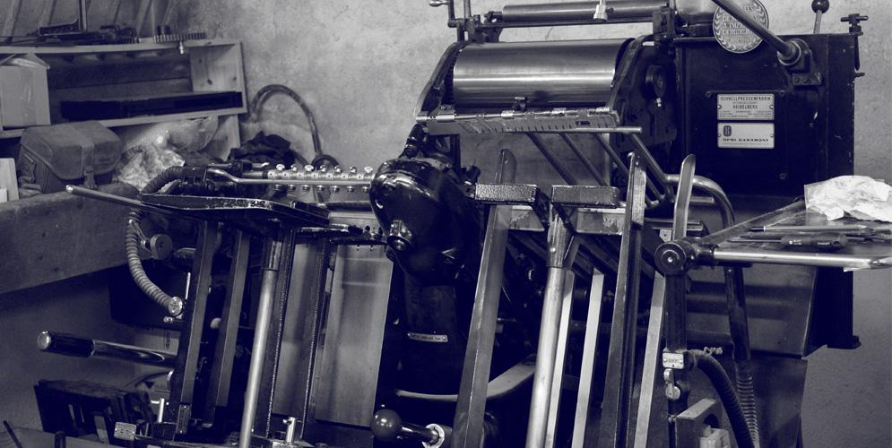 letterpress lingotier typographie au plomb, mataltype