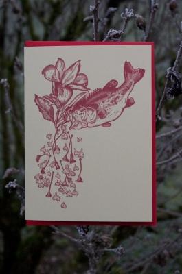 Carte postale / Pistils